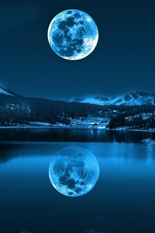 Moon-in-Cold-Lake
