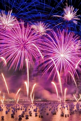 Nice Fireworks