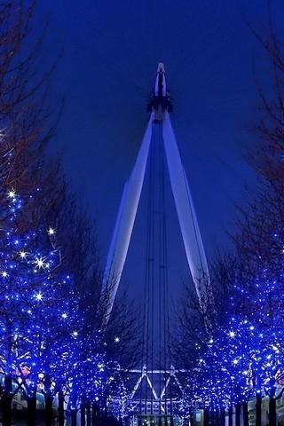 London-eye-at-night-united-kingdom-landscape-city