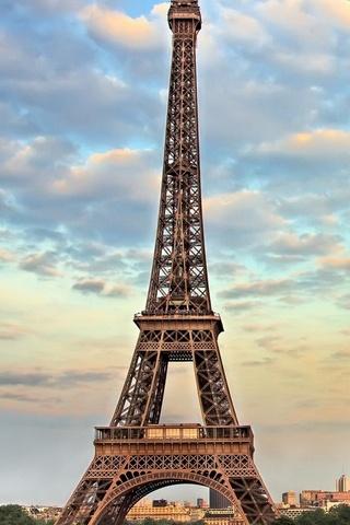 Wieża Eiffla-Paryż-Francja