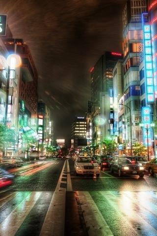 Токийский HDR