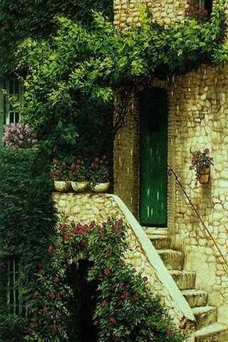 Romantic Terrace