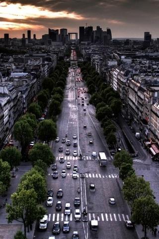 Paris-Aerial-View