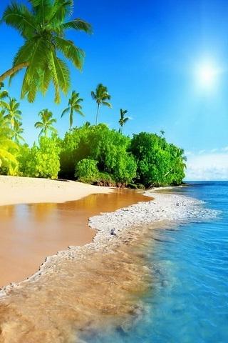 جزيرة استوائية