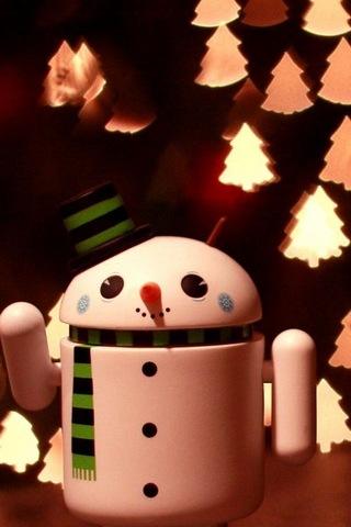 Android Xmas