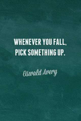 Всякий раз, когда Fail