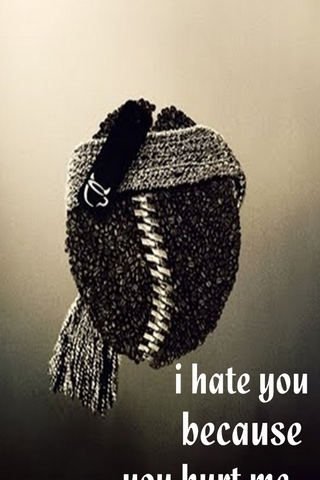 मैं तुमसे नफ़रत करता हूं