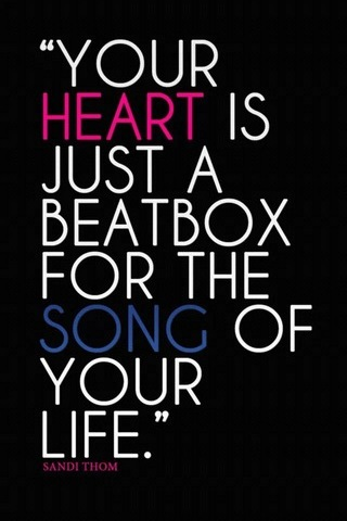 Your Heart Is Just A Beatbox