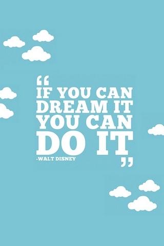 Мечта и сделай это