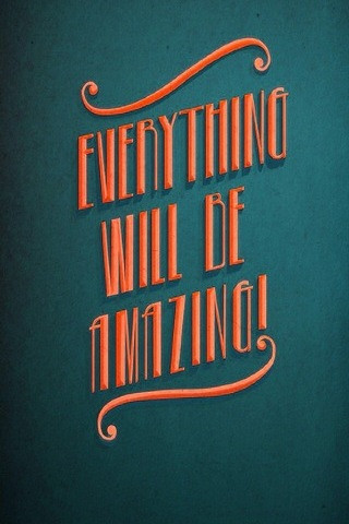 Alles wird fantastisch sein