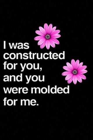 I Was Constructed