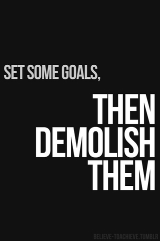 Set Some Goals