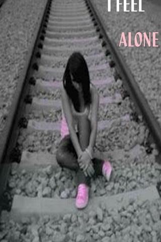 Чувствовать одиноким