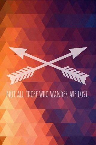 Wander Won't Lost