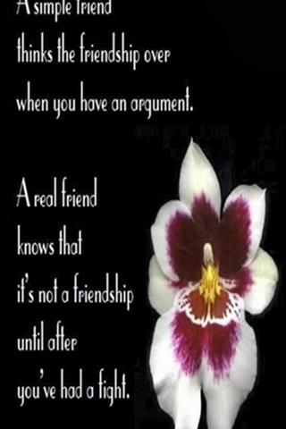A Simple Friend