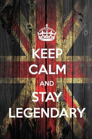 Stay Legendary