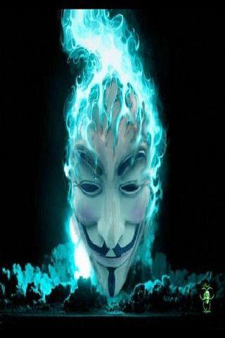Анонимный сжигание