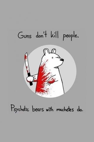 Psychotic Bear