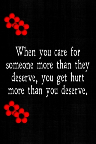 When You Care