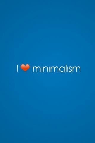 Минимализм