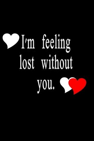 Im Feeling Lost