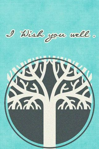 I Wish You Well.