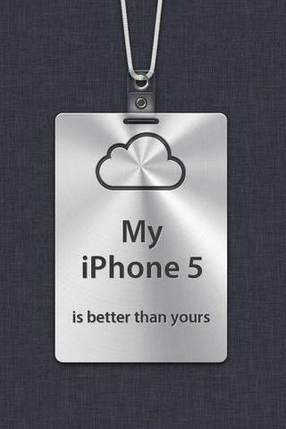 My IPhone 5