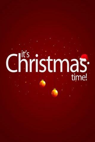 Masa untuk hari Natal