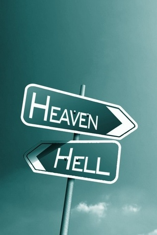 Heaven And Hell - IPhone5