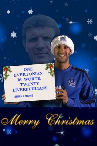 Everton Christmas