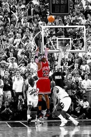 كرة السلة - مايكل جوردان