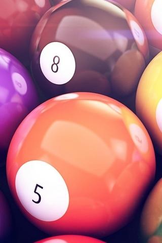Bola Snooker