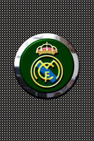 REAL MADRID Button