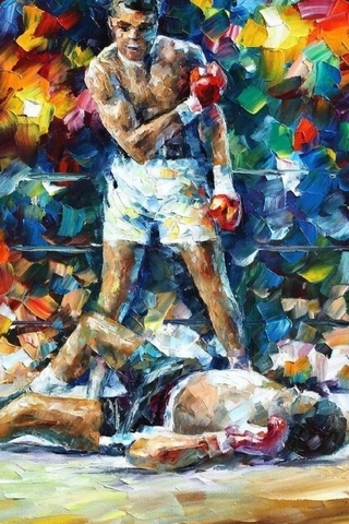 Boxing Art