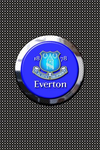 EVERTON Button