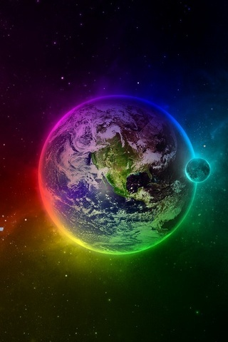 Colorful-Earth