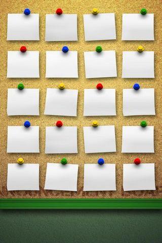 Sticky Notes Shelves - IP5
