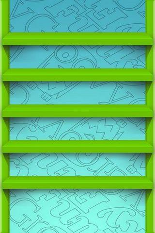 Cartoon Shelf