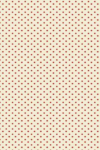 Colorful Vintage Polka Dots