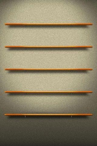Simple Plank Shelf