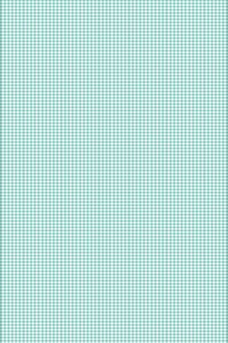Teal Check Pattern
