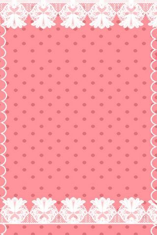 Pink Polka Dots Sweet Shelves