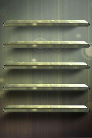 Cool Look Shelves