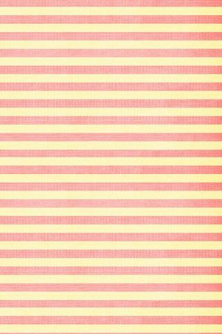Red & Yellow Vintage Stripe