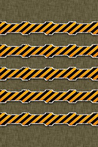 Caution Shelf