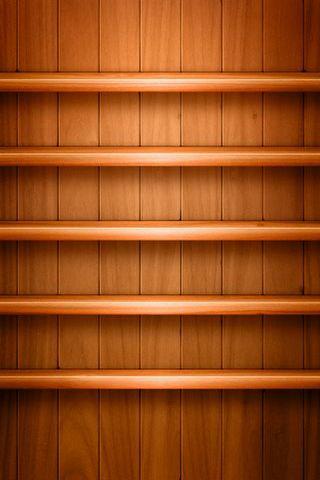 Saturated Shelf