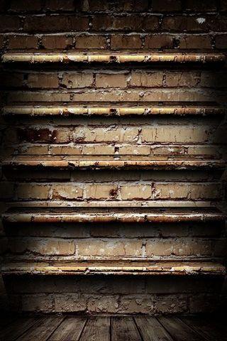 Wall Stone Shelf