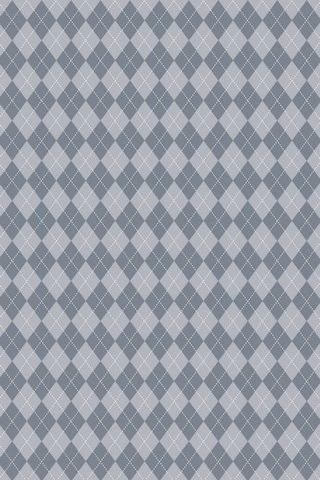 Black Knit Pattern