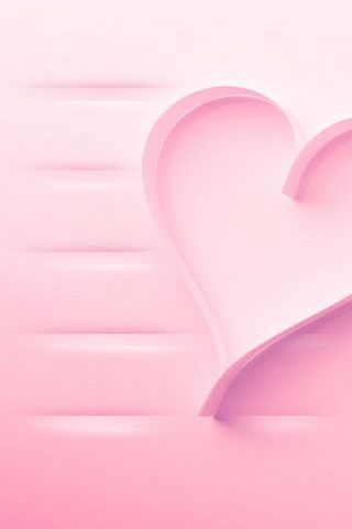 Light Pink Heart