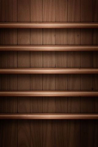 Wallpapers-For-iPhone-5-Shelves-250